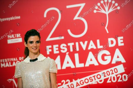 Editorial image of Malaga Film Festival, Spain - 26 Aug 2020