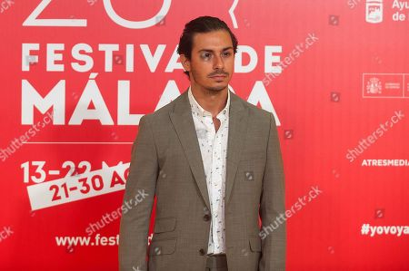 Editorial picture of Malaga Film Festival, Spain - 26 Aug 2020