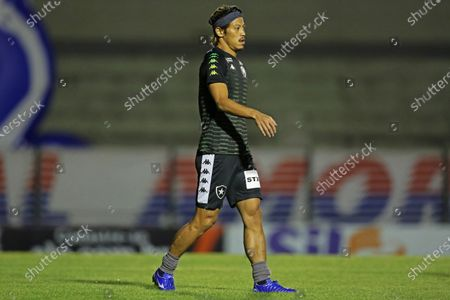 Stock Picture of Keisuke Honda of Botafogo during warm-up