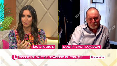Editorial picture of 'Lorraine' TV show, London, UK - 27 Aug 2020