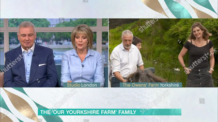 Editorial image of 'This Morning' TV show, London, UK - 27 Aug 2020