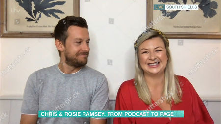 Chris Ramsey and Rosie Ramsey