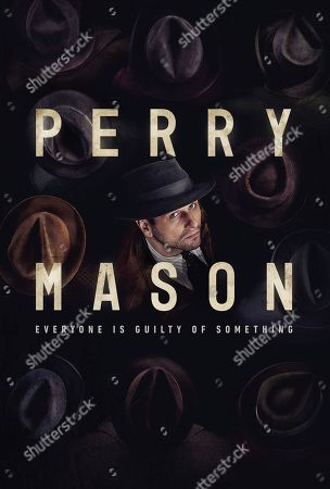 Perry Mason (2020) Poster Art. Matthew Rhys as Perry Mason