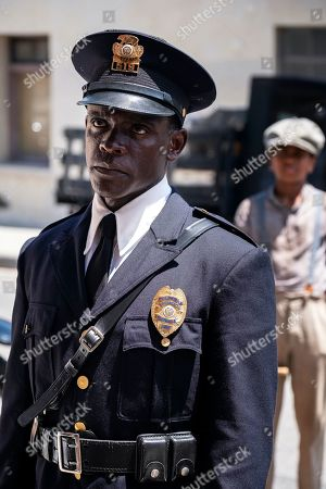 Stock Picture of Chris Chalk as Paul Drake