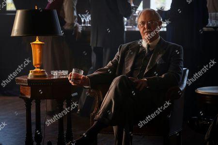 Stock Photo of John Lithgow as Elias Birchard 'E.B.' Jonathan