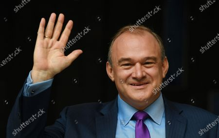 Editorial image of Sir Ed Davey elected as leader of the Liberal Democratic Party, London, United Kingdom - 27 Aug 2020