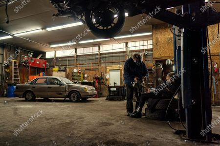 Editorial image of 'NOS4A2' TV Show, Season 2 - 2020