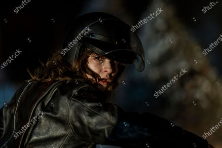 Stock Photo of Ashleigh Cummings as Vic McQueen