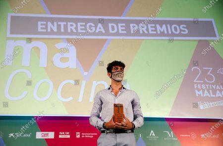 Editorial image of 23rd Malaga Film Festival, Spain - 27 Aug 2020