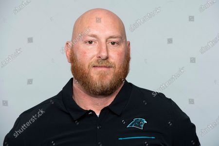 Stock Picture of This is a 2020 photo of Jeremy Scott of the Carolina Panthers NFL football team. This image reflects the Carolina Panthers active roster as of when this image was taken