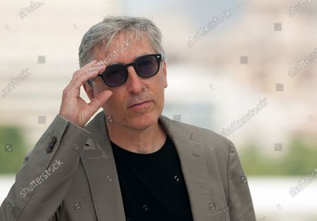 "Editorial image of Photocall of the film ""A este lado del mundo in Malaga, Spain - 27 Aug 2020"