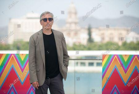 """Editorial picture of Photocall of the film """"A este lado del mundo in Malaga, Spain - 27 Aug 2020"""