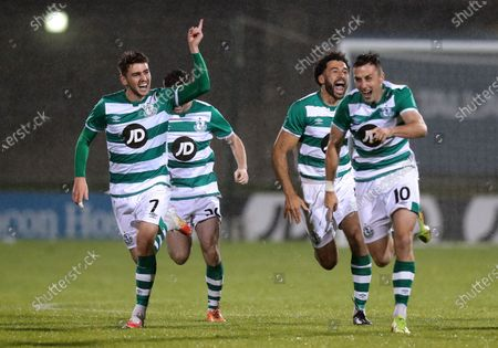 Editorial picture of UEFA Europa League First Qualifying Round, Tallaght Stadium, Dublin - 27 Aug 2020