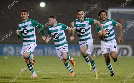 Editorial image of UEFA Europa League First Qualifying Round, Tallaght Stadium, Dublin - 27 Aug 2020