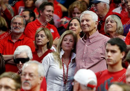 Editorial picture of Obit Lute Olson Basketball, Tucson, United States - 05 Mar 2016