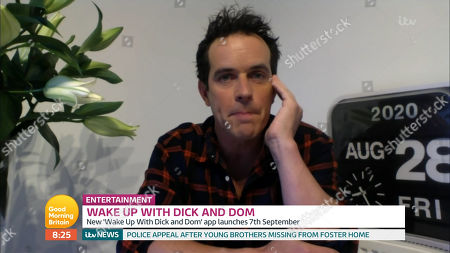 Stock Picture of Dominic Wood