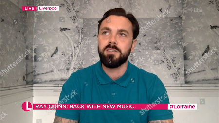Editorial picture of 'Lorraine' TV show, London, UK - 28 Aug 2020