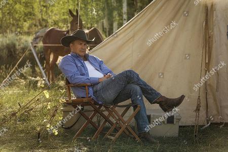 Kevin Costner as John Dutton