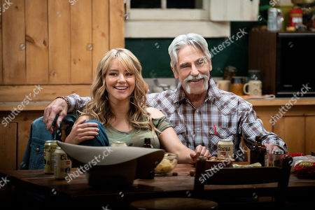 Editorial image of 'Yellowstone' TV Show, Season 3 - 2020