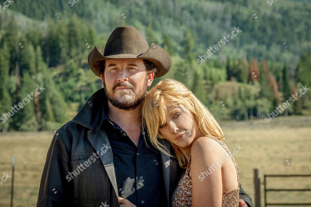 Editorial picture of 'Yellowstone' TV Show, Season 3 - 2020