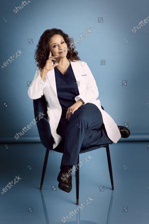 Stock Photo of Debbie Allen as Catherine Fox