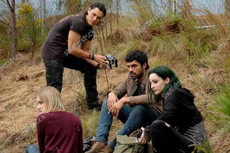Skyler Samuels as Esme Frost, Blair Redford as John Proudstar/Thunderbird, Sean Teale as Marcos Diaz/Eclipse and Emma Dumont as Lorna Dane/Polaris