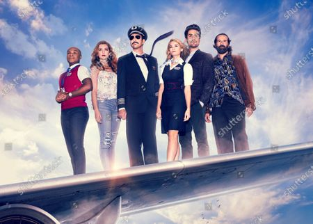 Nathan Lee Graham as Bernard, Olivia Macklin as Nichole, Dylan McDermott as Captain Dave, Kim Matula as Ronnie, Ed Weeks as Colin and Peter Stormare as Artem