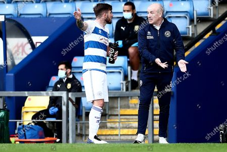 Editorial picture of Oxford United v Queens Park Rangers, Pre-season Friendly, Football, Kassam Stadium, Oxford, UK - 29 Aug 2020