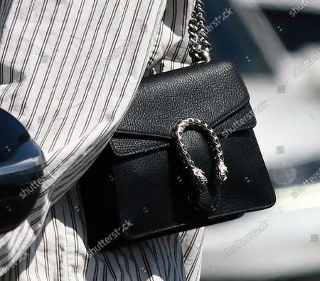 Charlie XCX, bag detail