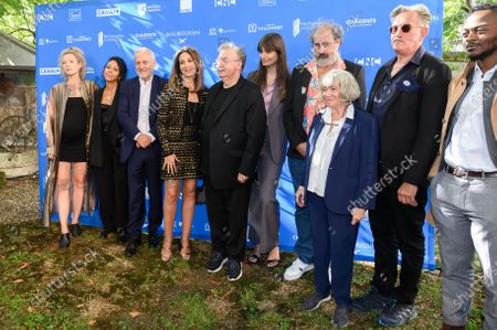 Editorial photo of Francophone Angouleme film festival, France - 28 Aug 2020