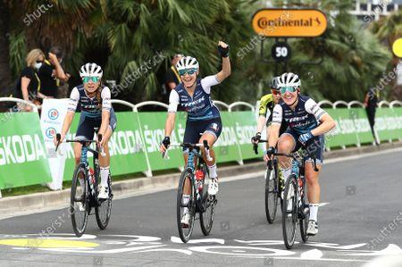 Editorial image of La Course by Le Tour de France. Nice, France - 29 Aug 2020
