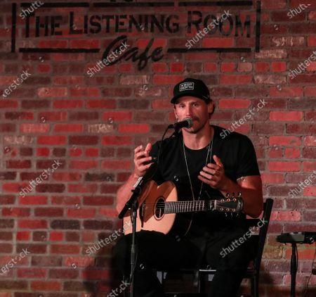 Editorial photo of Listening Room Cafe concert, Nashville, Tennessee, USA - 28 Aug 2020