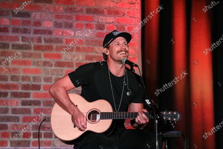 Singer & songwriter Chase Rice performs during at The Listening Room Cafe on August 28, 2020 in Nashville, Tennessee.