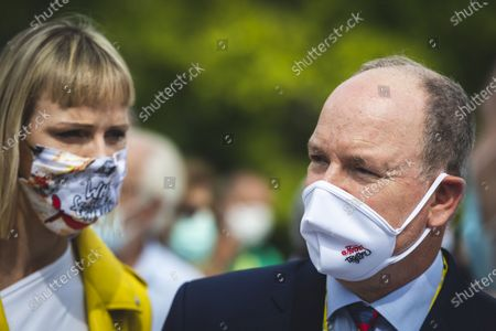 Editorial picture of Tour de France Stage 1, Nice, France - 29 Aug 2020