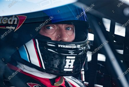 Sir Chris Hoy MBE,  during the 5 Nations British Rallycross at Lydden Hill Race Circuit on 30th August 2020