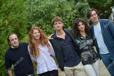 Editorial picture of The Angouleme Francophone Film Festival, France - 29 Aug 2020
