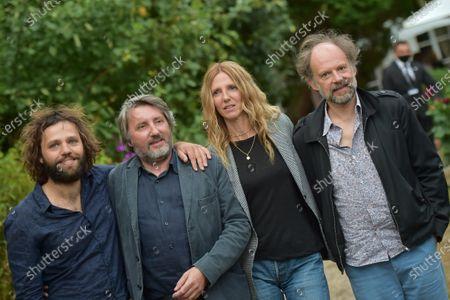 Les Deux Alfred - Yann Frisch, Bruno Podalydes, Sandrine Kiberlain, Denis Podalydes