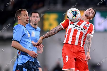 Editorial image of A-League Grand Final - Sydney FC vs Melbourne City, Australia - 30 Aug 2020