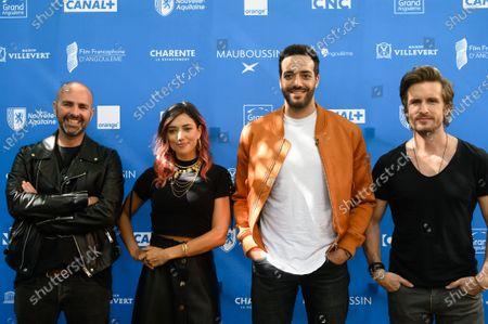 30 Jours Max - Philippe Lacheau, Julien Arruti, Vanessa Guide Tarek Boudali