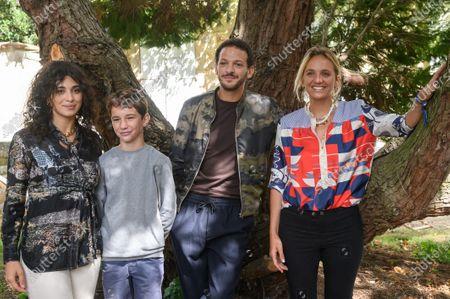 Parents D'Eleve - Noemie Saglio, Camelia Jordana Oscar Pauleau Vincent Dedienne
