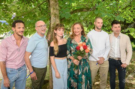 La Fine Fleur - Catherine Frot, Marie Petiot, Vincent Dedienne Fatsah Bouyahmed, Melan Omerta, Pierre Pineau
