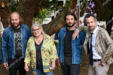 La Piece Rapportee - Philippe Katerine, William Lebghil, Josiane Balasko, Antonin Peretjako