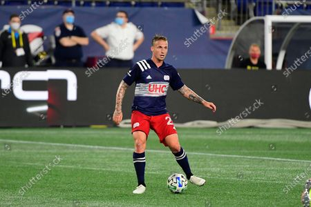 Editorial image of MLS Red Bulls vs Revolution, Foxborough, USA - 29 Aug 2020