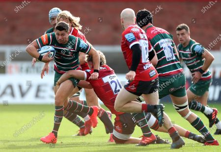 Ben Youngs of Leicester