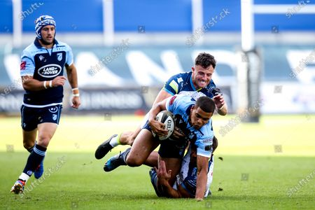 Editorial image of Guinness PRO14, Rodney Parade, Rodney Parade, Newport, South Wales, Wales - 30 Aug 2020
