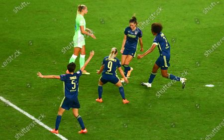 Editorial image of Spain Soccer Women's Champions League - 30 Aug 2020