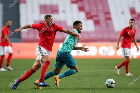 Editorial picture of Benfica Lisbon vs AFC Bournemouth, Portugal - 30 Aug 2020