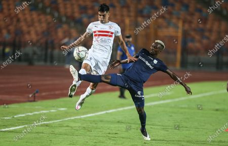 Editorial picture of Zamalek SC vs Enppi SC, Cairo, Egypt - 30 Aug 2020