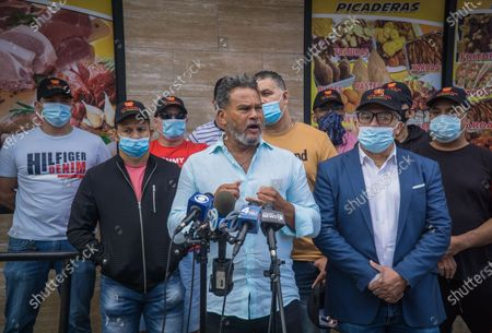 Editorial picture of NY: United Bodega owners press conference, Bronx, New York, United States - 30 Aug 2020