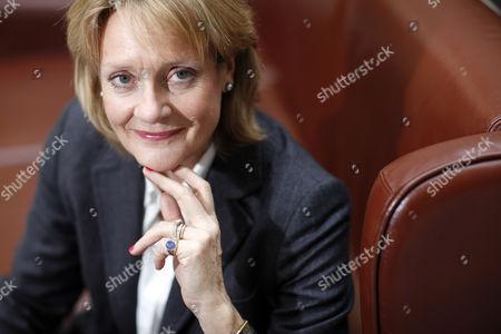 Stock Picture of Baroness Peta Buscombe